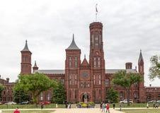 El Washington DC del castillo Foto de archivo