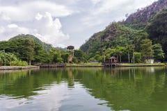 El waterpark Imagen de archivo