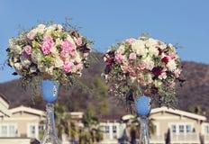 El Wedding floral Foto de archivo