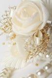 El Wedding se levantó Foto de archivo libre de regalías