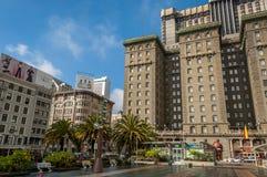El Westin St Francis, San Francisco Imagenes de archivo
