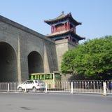 El Xi'an Circumvallation Imágenes de archivo libres de regalías