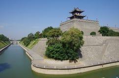 El Xi'an Circumvallation Fotografía de archivo libre de regalías