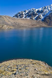 EL Yeso d'Embalse Image stock