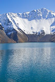 EL Yeso d'Embalse Photos stock