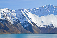 EL Yeso d'Embalse Photo stock