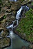 El Yunque瀑布 免版税库存照片