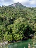 EL Yunque Baracoa Photos libres de droits