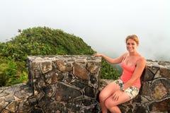 El Yunque beauty Royalty Free Stock Photo