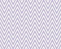 El zigzag púrpura y blanco texturizó el modelo Backgroun de la repetición de la tela Imagen de archivo libre de regalías