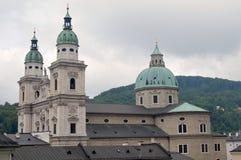 El zu Salzburg de los Dom en Salzburg, Austria Foto de archivo libre de regalías