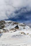El Zugspitze Imagen de archivo libre de regalías