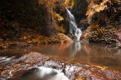 Elabana Falls Royalty Free Stock Image