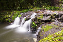 Elabana Falls Royalty Free Stock Photos