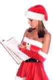 Elaboración de una lista Imagen de archivo libre de regalías