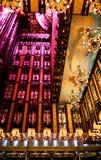 Elaborate atrium Royalty Free Stock Image