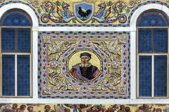 Elaborate Mosaic - Venice - Italy royalty free stock images