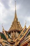Elaborate Roof at King's Palace Stock Image