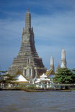 Elaborate temple spires Stock Photography