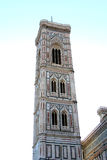 Elaborate Tower in Florence, Italy Stock Photos