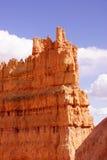 Elaborately eroded pinnacles and hoodoos Royalty Free Stock Photography
