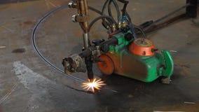 Elaborazione di taglio del laser archivi video