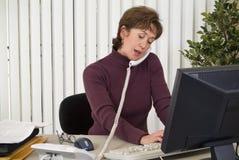 Elaborazione multitask Immagini Stock