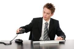 Elaborazione multitask Immagine Stock