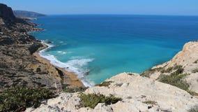 Elafonisi, Ελλάδα απόθεμα βίντεο