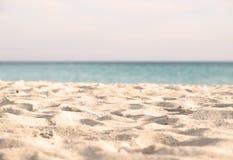 Elafonissi strand Arkivfoton