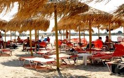 Elafonissos Beach Royalty Free Stock Photos