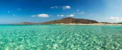 Elafonissos Grèce ; Photographie stock libre de droits