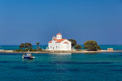 Elafonissos Greece; Royalty Free Stock Photos