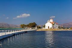 Elafonissos Griechenland; Stockbild