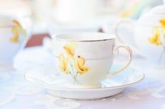 Elagant Tea Cup Royalty Free Stock Photo