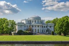 Elagin Palace on Elagin Island Royalty Free Stock Photo