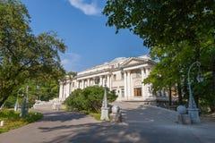 Elagin palace Royalty Free Stock Image