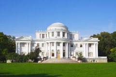 Elagin palace, Saint-Petersburg Stock Images