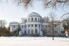 Elagin Palace, Saint Petersburg Stock Image