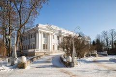 Elagin Palace. Saint Petersburg, Russia Stock Photo