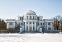 Elagin Palace, St. Petersburg Stock Photo