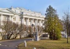 Elagin Palace. St. Petersburg. Stock Image