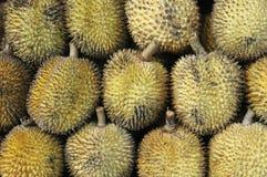 Elai, las frutas tropicales tiene gusto de la fruta del durian Fotos de archivo