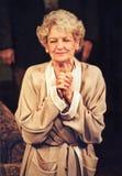Elaine Stritch Fotos de archivo libres de regalías