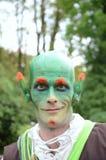 elakt troll halloween Royaltyfria Bilder