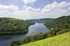 Elan valley Royalty Free Stock Images