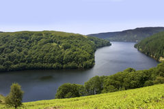 Elan valley Royalty Free Stock Photography