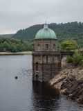 Elan Valley reservoir Royalty Free Stock Image