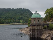 Elan Valley reservoir Stock Image