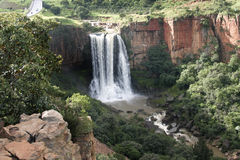 Elands River Waterfall Royalty Free Stock Photos